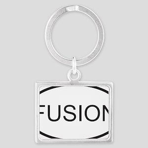 FUSION Landscape Keychain