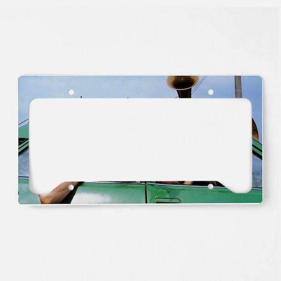 band camp License Plate Holder