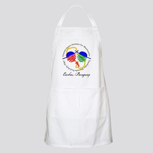 GJIM Logo Escobar Apron