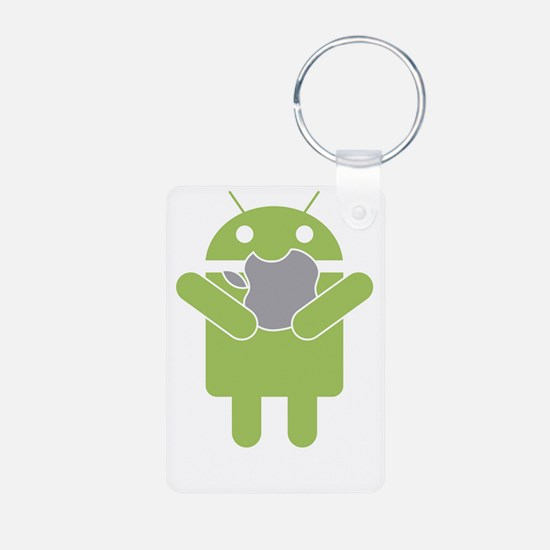 android_nom Keychains