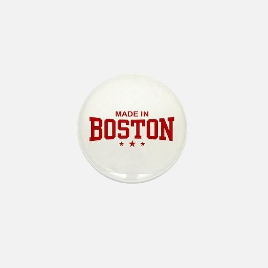 Made in Boston Mini Button
