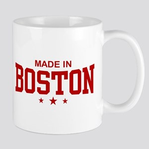 Made in Boston Mug