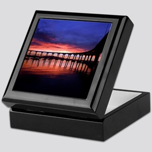Coronado_Bridge_Sunrise Keepsake Box