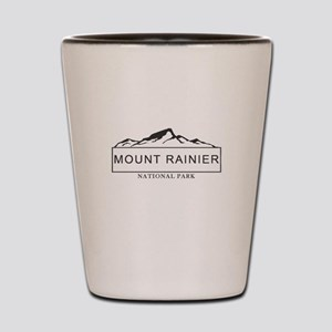 Mount Rainier - Washington Shot Glass