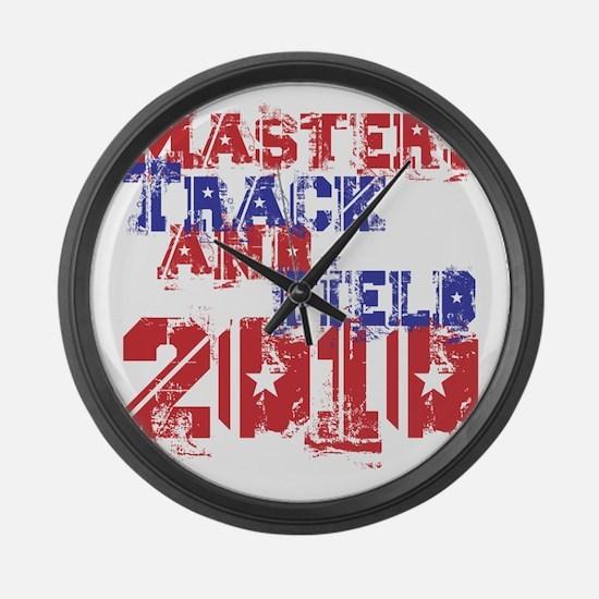 2010 Large Wall Clock