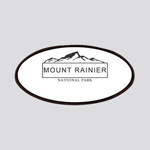 Mount Rainier - Washington Patch