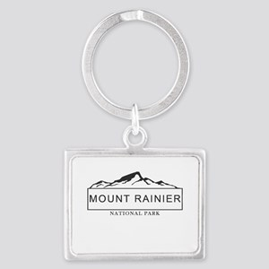 Mount Rainier - Washington Keychains