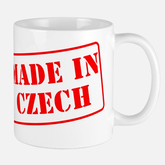 Made In Czech Mug