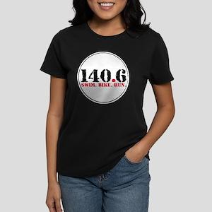 140_6sbrcir Women's Dark T-Shirt
