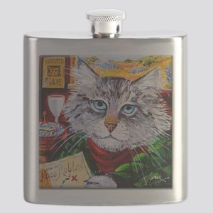 Ollie the Fugitive Flask