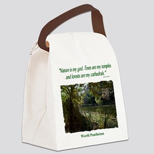 T-Shirt-08 Canvas Lunch Bag