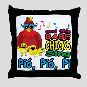Pio Throw Pillow