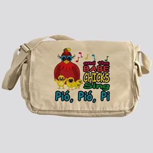 Pio Messenger Bag