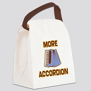 More Accordion-1 Canvas Lunch Bag