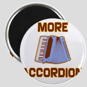 More Accordion-1 Magnet
