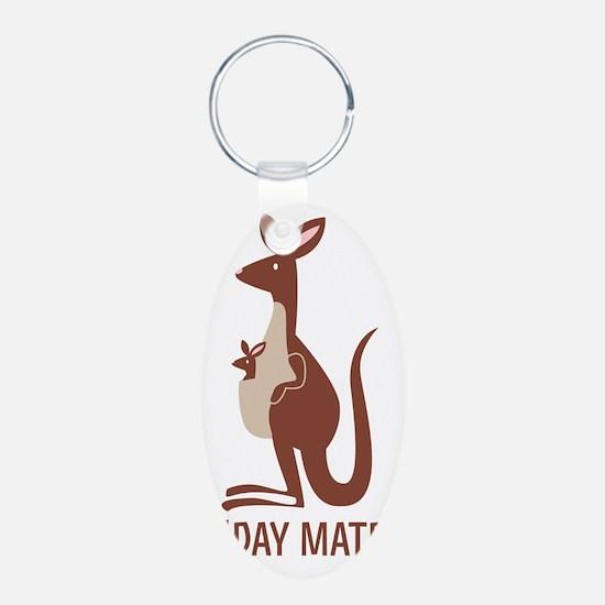 GDay Mate Kangaroo Keychains