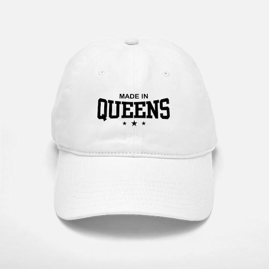 Made in Queens Baseball Baseball Cap