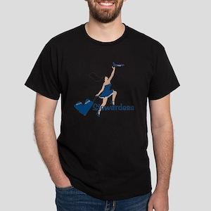 CatchingStewBR Dark T-Shirt