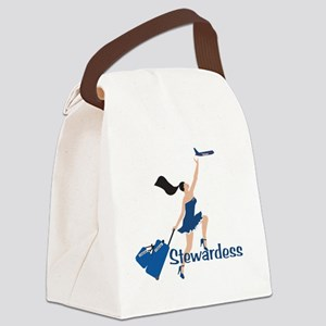 CatchingStewBR Canvas Lunch Bag