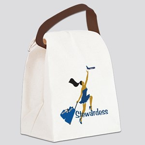 CatchingStewAA Canvas Lunch Bag