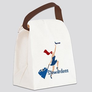 CatchingStewRD Canvas Lunch Bag