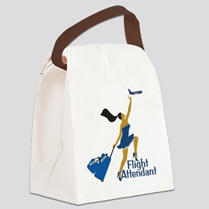 CatchingFAAA Canvas Lunch Bag