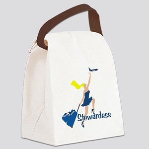 CatchingStewBL Canvas Lunch Bag