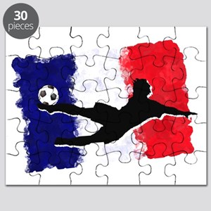Soccer-France Puzzle