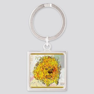 Anbessa_Tsion-framed_poster9 Square Keychain