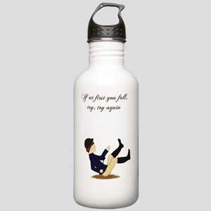 lg If at first you fal Stainless Water Bottle 1.0L
