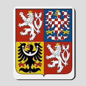 Czech_Republic Mousepad