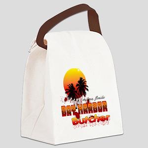 Dexter ShowTime Bay Harbor Butche Canvas Lunch Bag