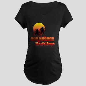 Dexter ShowTime Bay Harbor  Maternity Dark T-Shirt