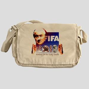 FIFA 2018 RUSKY ROUBLE Messenger Bag
