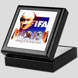 FIFA 2018 RUSKY ROUBLE Keepsake Box