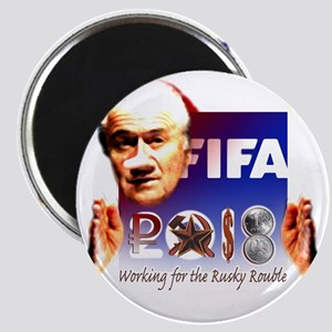FIFA 2018 RUSKY ROUBLE Magnet