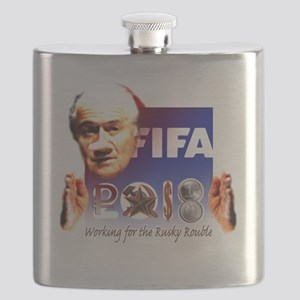FIFA 2018 RUSKY ROUBLE Flask