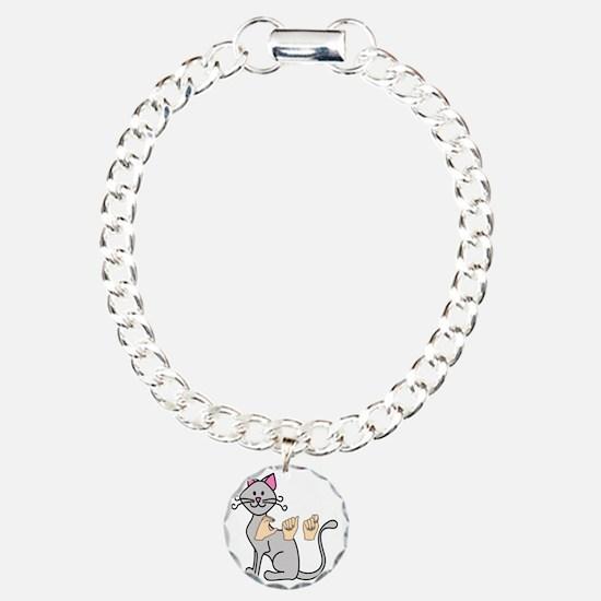 CatPainted Bracelet