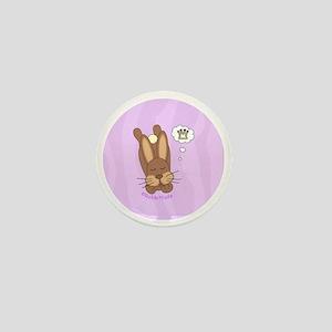 bunny dreams  Mini Button