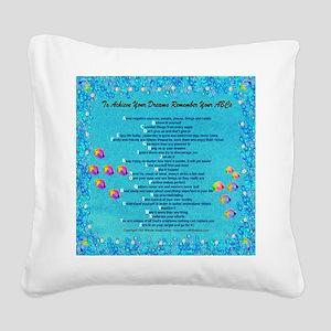 2-mousepad-sea-lessornate (2) Square Canvas Pillow