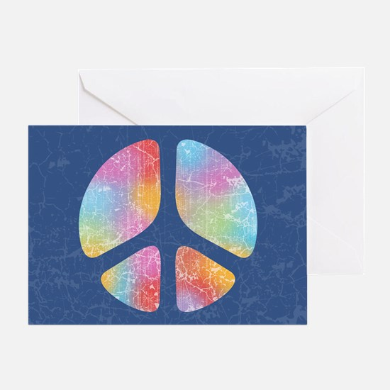 cut-out-peace-4-OV Greeting Card