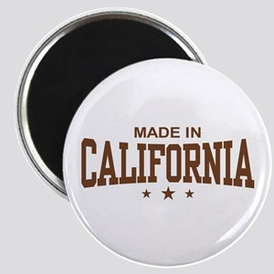 Made in California Magnet