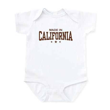 Made in California Infant Bodysuit