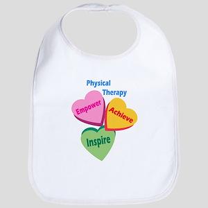 PT Multi Hearts Bib