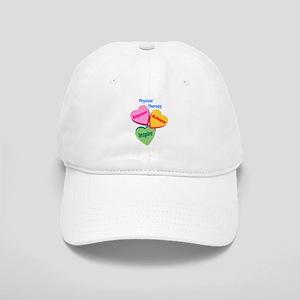 PT Multi Hearts Cap