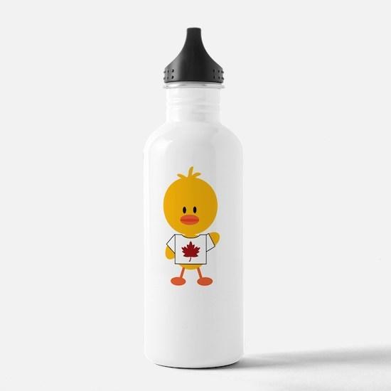 CanadianChickDkT Water Bottle