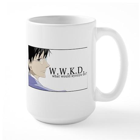 WWKD? Large Mug