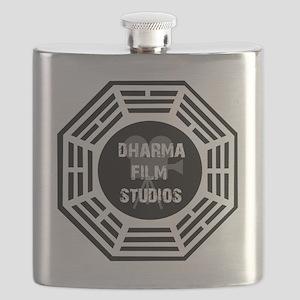 Dharma Films Studios Flask