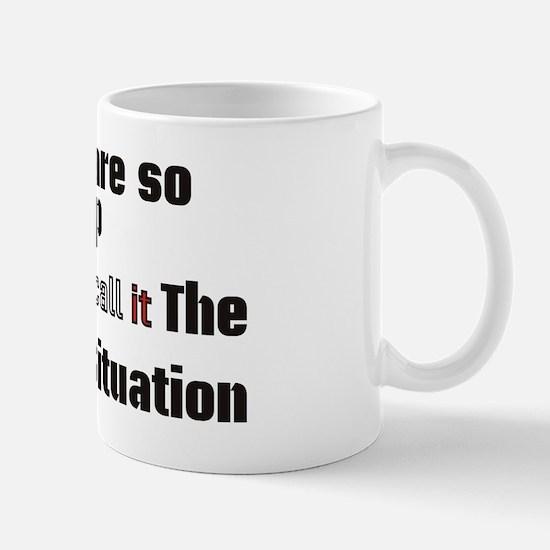Abs Ripped up Mug