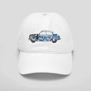 1961Saab96Xray Cap